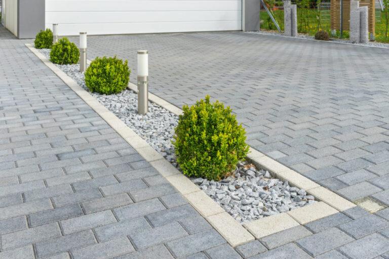 Concrete paver in Tampa Fl