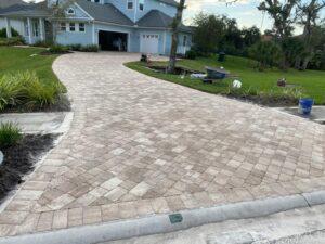 Driveway pavers Tampa Fl.