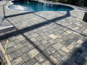 Pool deck paving Tampa