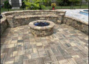Stone pavers Tampa